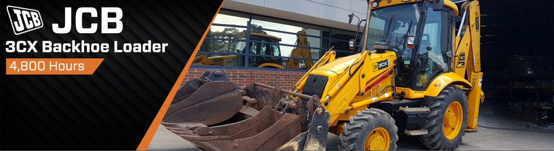 3CX Backhoe Loader