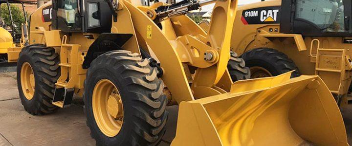 910M Wheel Loader