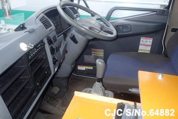 Mitsubishi Fuso Mobile Crane