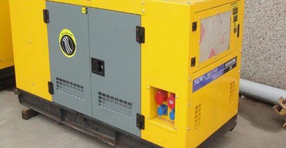 Used Kawakenki 25 KVA Generator of Year 2017 for sale