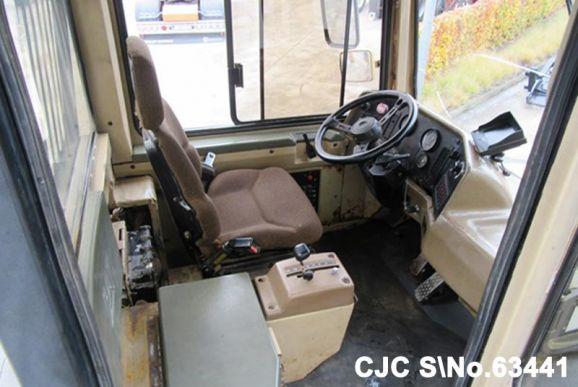 Caterpillar D250E Dump Truck