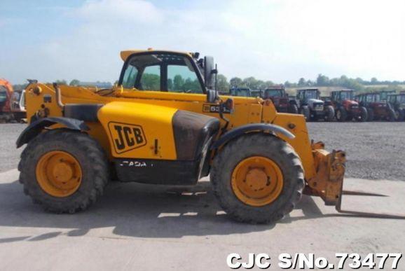 JCB 535 Telehandler 2004