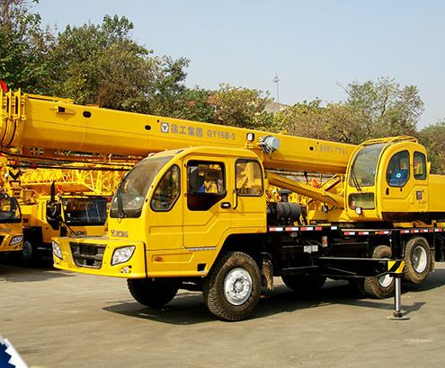 Oriemac Truck Crane