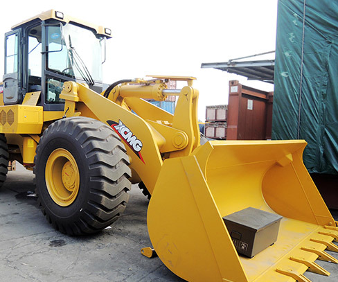 oriemac backhoe loader