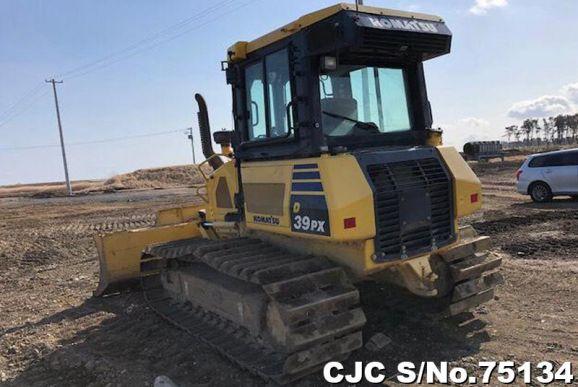 Komatsu D39PX Bulldozer 2014