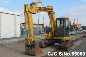 Caterpillar 308B Excavator Sale