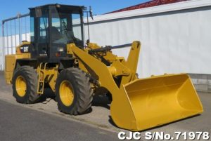 Caterpillar 910H Wheel Loader sale