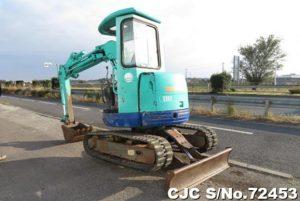 IHI 30Z Excavator sale