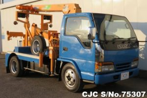 Isuzu Elf Blue Manual 1994 4.3L sale