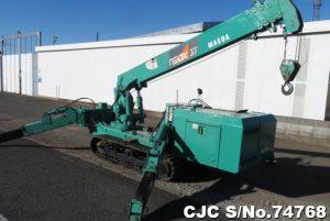 Maeda MC-355C Crane Sale