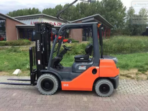 Tonero Forklift 02-8 Fdf 25 for sale