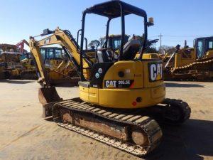 2014 Caterpillar 305-5ECR Excavator